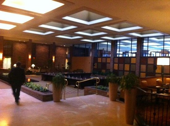 Hilton Parsippany: la Hall