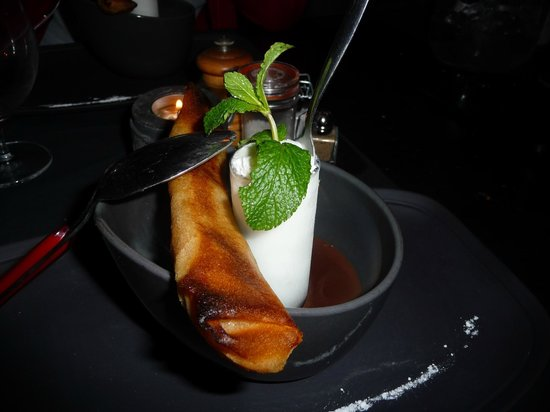 Restaurant Clin d'Oeil :                   Dessert