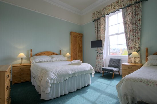 Abcorn Guest House : Bedroom