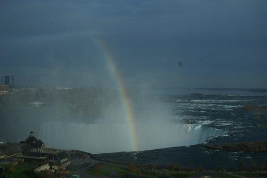 Marriott Niagara Falls Fallsview Hotel & Spa: Aussicht