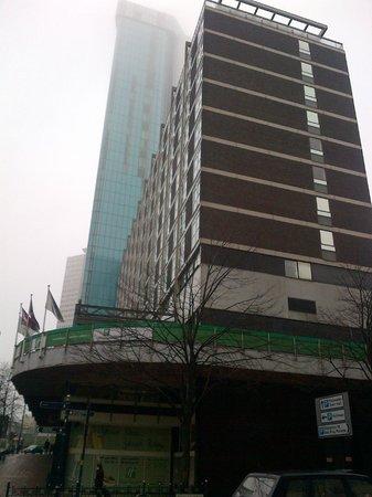Holiday Inn Birmingham City Centre: Hotel view
