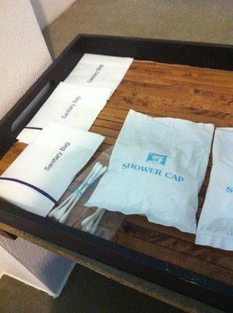 Simplicity Resort:                                     accessoires