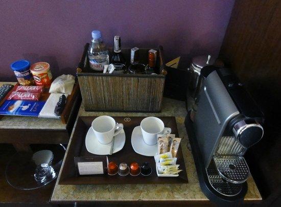 Sofitel Bogota Victoria Regia:                   Nespresso