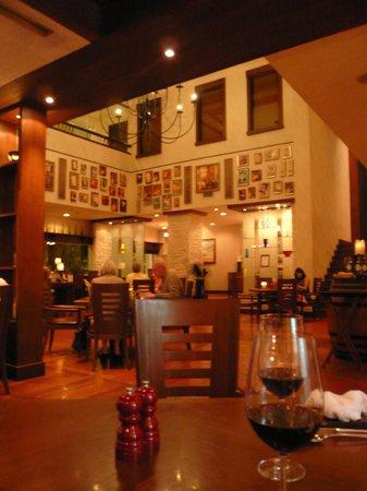 Anantara Riverside Bangkok Resort: Restuarant Brio