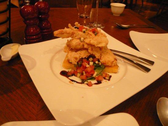Anantara Riverside Bangkok Resort: Entree - Restaurant Brio