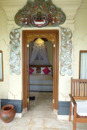 Nusa Indah Bungalows:                   Bungalow