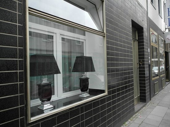 Hotel Domspitzen:                   De buitenkant
