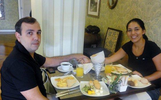 Sofitel Bogota Victoria Regia:                   Café da manhã