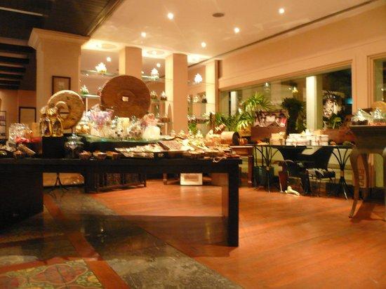 Anantara Riverside Bangkok Resort: Cafe Numero Uno
