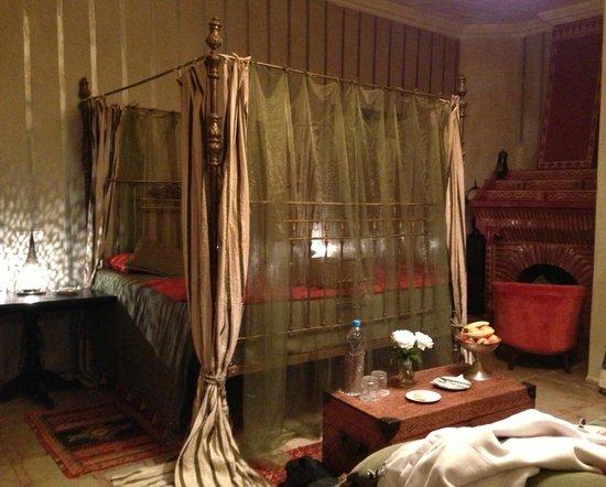 Riad Kheirredine:                   Suite Eucaliptus
