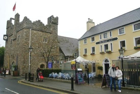 Dalkey Castle and Heritage Centre:                                     .....