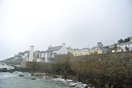 Dalkey, Ireland:                                     ....
