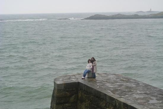 Dalkey Island:                                     .....