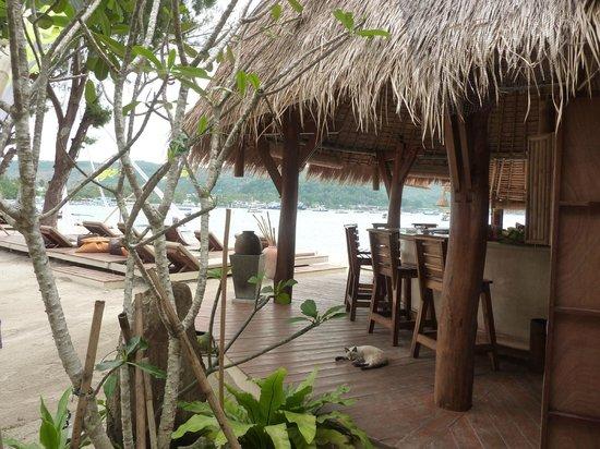 Mama Beach Residence:                                     Bar du Mama Beach