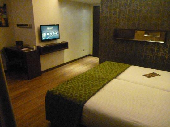 Eurostars Oporto:                   bedroom