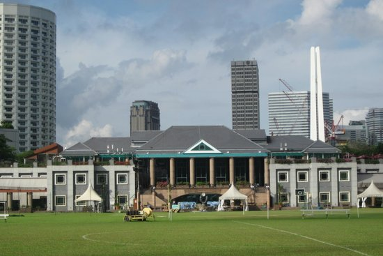 The Residence At Singapore Recreation Club:                   View of Singapore Recreation Club