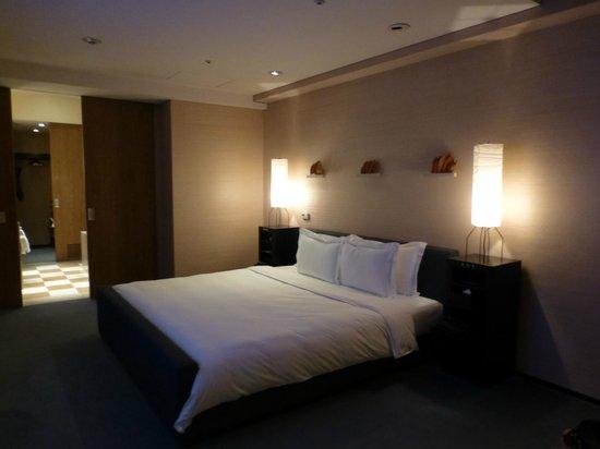 Park Hyatt Tokyo: Bed