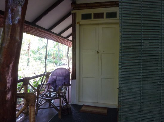 Tharavadu Heritage Home: On the Veranda