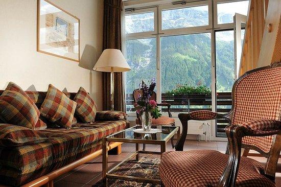 Hotel Kreuz & Post: Panorama Suite