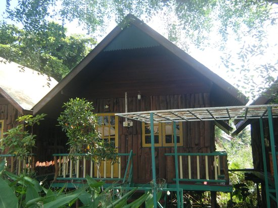 Sam's Guesthouse:                                     This is where we stayed