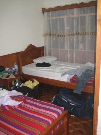 Banaue Homestay:                                     chambre