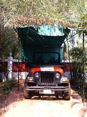 Casa Tres Amigos Jeep