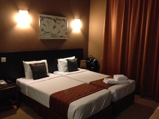 Fortuna Hotel: Room