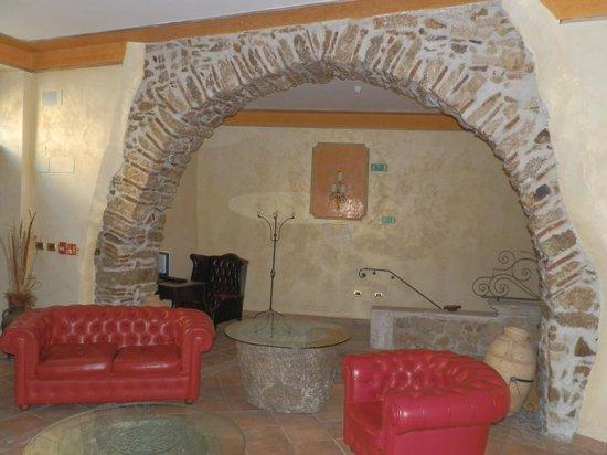 Hotel Villa Torre Antica:                   Primo piano