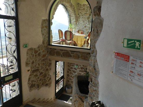Hotel Villa Torre Antica:                   Ingresso