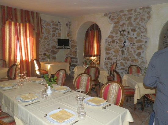 Hotel Villa Torre Antica:                   Sala da pranzo