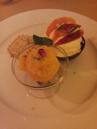 Maruzzella :                   Dessert