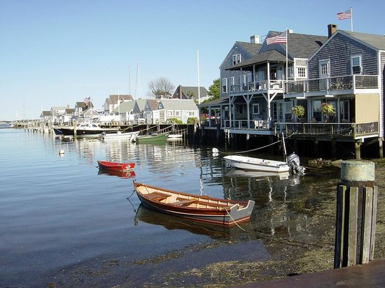 Nantucket, MA:                   .