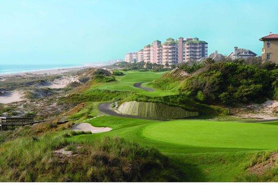 Isla de Amelia, FL:                   golf