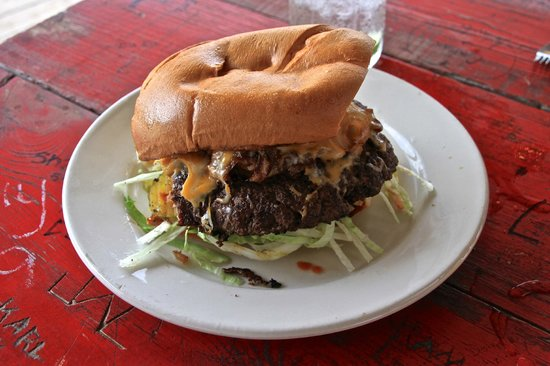 Loco Coyote Grill:                   Is it BIG enough ?