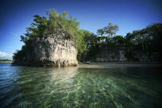 Efate, Vanuatu:                   water