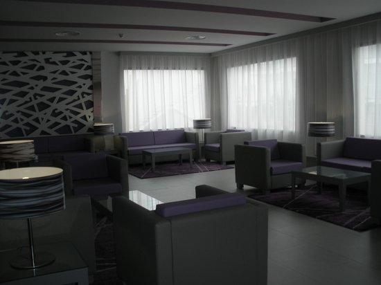 Hotel Riu Nautilus:                   Lobby