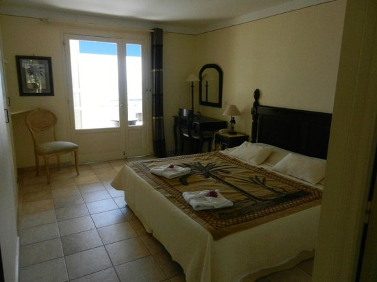 Hotel Amaudo: CHAMBRE n°4