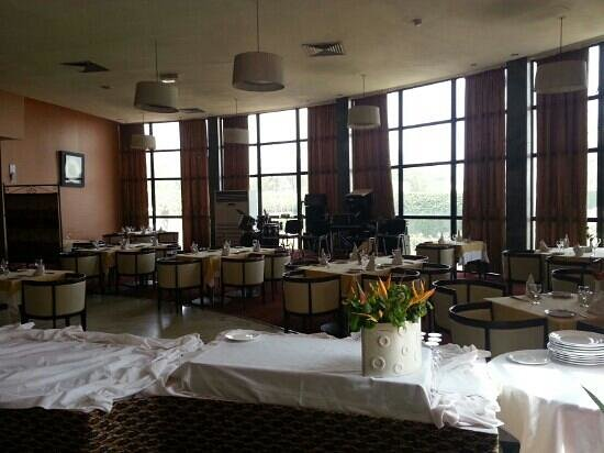 Laico El Farouk Hotel:                                     Restaurant