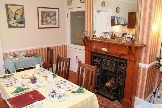 Rosemead Guesthouse: Breakfast Room