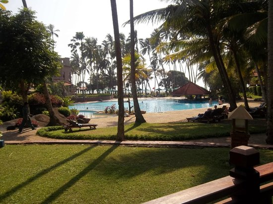 Royal Palms Beach Hotel:                   The View From Our Room