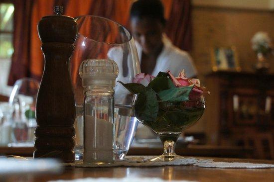 Thyme at Rosemary's Restaurant:                   Einfach ein Stimmungsbild