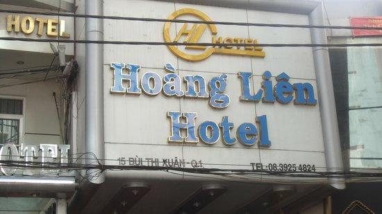 Hoang Lien Hotel:                   BUEN SITIO