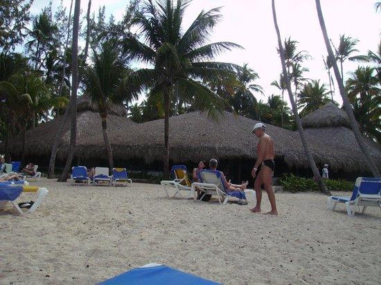 Vista Sol Punta Cana:                   snack de la plage                 
