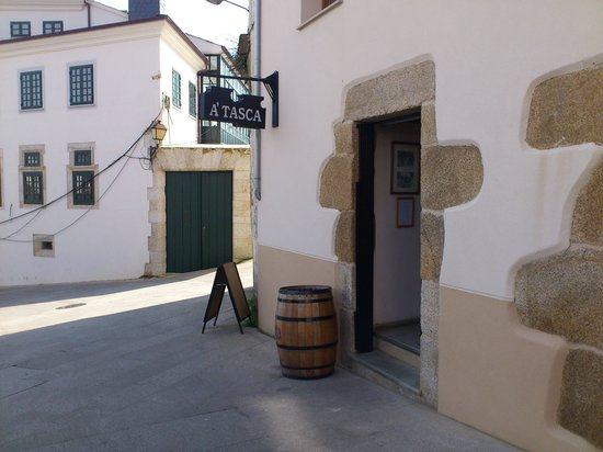 Mondonedo, Ισπανία:                   A Tasca, Mondoñedo