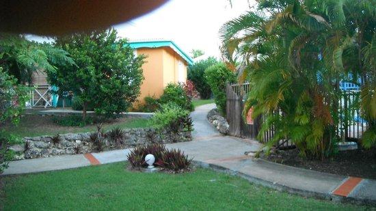 Village Ti Figues:                   vue de gauche