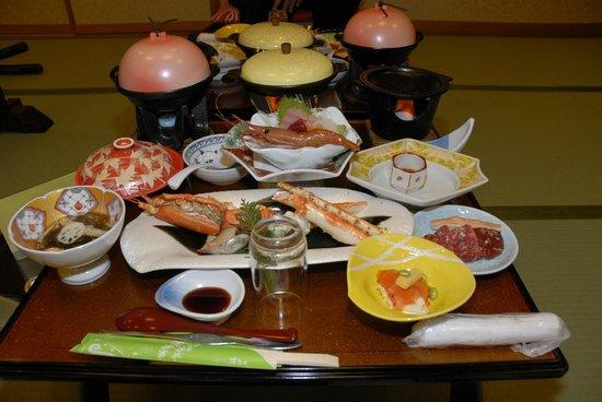 Hamatoku:                   今回の夕食