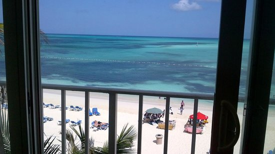 Breezes Resort & Spa Bahamas: View from Room 477
