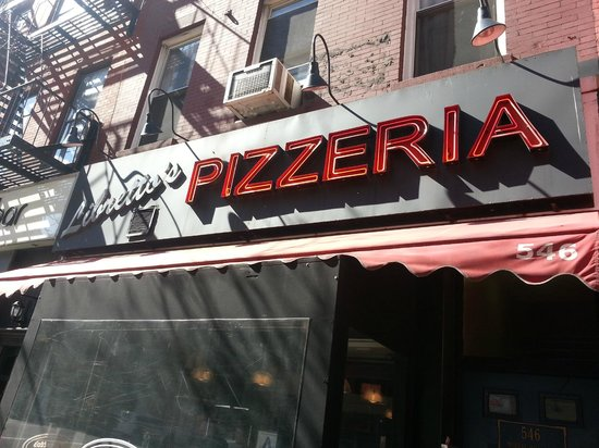 Libretto's Pizzeria & Restaurant:                   Sign