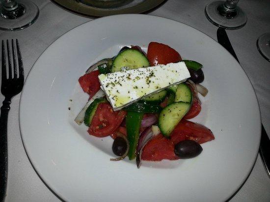 Kellari Taverna : Greek Salad