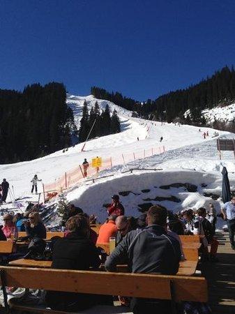 Das Posthotel:                   en een fantastisch skigebied!